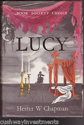Lucy by Hester W Chapman (Hardcover, 1965)