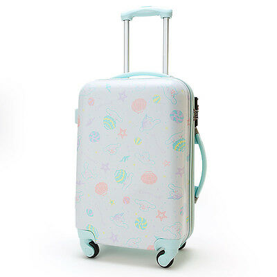 Cinnamoroll Shell Suitcase Carry Case ❤ SANRIO Japan 2016