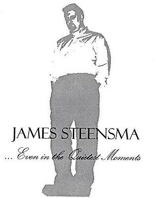 James Steensma - Even in the Quietest Moments [New CD]