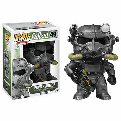 FALLOUT FUNKO POP Figurine BROTHERHOOD OF STEEL 9 cm