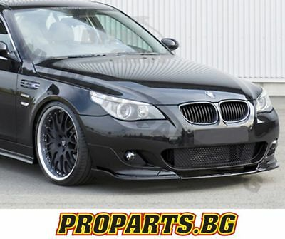 Bmw E60 5 Series Front Spoiler M Sport H Style 520 523 528 530 535 545 04-09