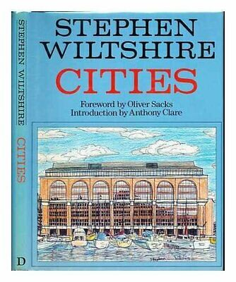 Cities by Wiltshire, Stephen Hardback Book The Cheap Fast Free Post