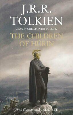 The Children of H�rin by Tolkien, J. R. R. Hardback Book The Cheap Fast Free