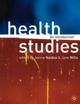 Health Studies: An Introduction Paperback Book