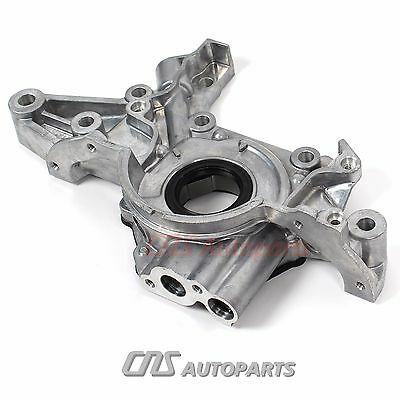 DNJ OP400 Oil Pump For 86-94 Ford Mazda Mercury 323 1.3L 1.6L 1.8L L4 SOHC 16v