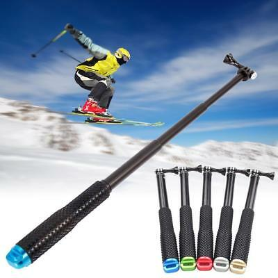 Al-Alloy Handheld Tripod Selfie Stick for Gopro Hero 3 4 Sport camera SJ9000