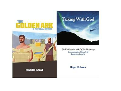 Talking With God/The Golden Ark by Roger D. Isaacs Bundle Deal