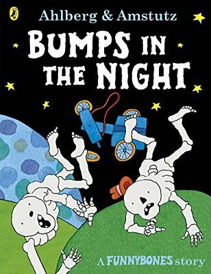 Bumps in the Night (Funnybones), Ahlberg, Allan Paperback Book The Cheap Fast