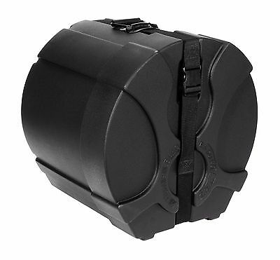 Humes & Berg Enduro Pro EP425BKSP 8 x 12 Inches Tom Drum Case with Foam