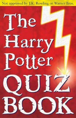 The Harry Potter Quiz Book by Macdonald, Guy; Barnes, Samantha Paperback Book