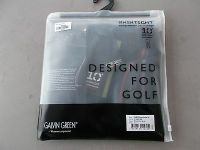 Galvin Green ELMO Compression Leggings Large Black / Dark Grey