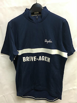 Rapha Blue Imperial Works Club Jersey. Size – Small. BNWT.