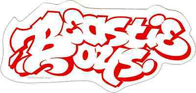 15791 Beastie Boys Graffiti Logo Rap Rock Music MCA Mike D 1990s Sticker / Decal