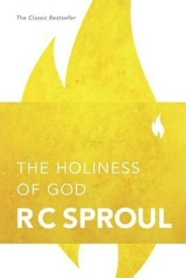 The Holiness of God by R.C. Sproul Paperback Book (English)