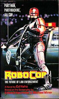 Robocop, Naha, Ed Paperback Book The Cheap Fast Free Post