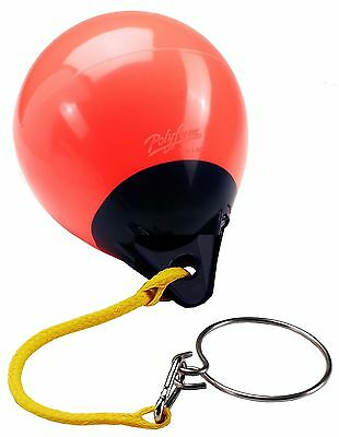 """Anchor Ring Anchor Ball w/ 11"""" Buoy - Red (002.5R)"""