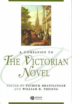 A Companion to the Victorian Novel by Brantlinger Paperback Book (English)