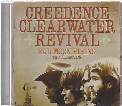 CD - Creedence Clear Water Revival NEW Bad Moon Rising - FAST SHIPPING !