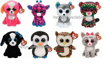 Ty Beanie Boos Buddy 9 inch Plush Soft Toy Choose from a large selection #4