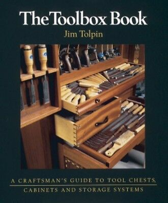 The Toolbox Book by Jim Tolpin Paperback Book (English)