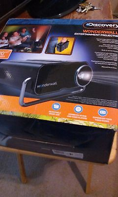 Discovery Wonderwall Projector (In Box Never Used)