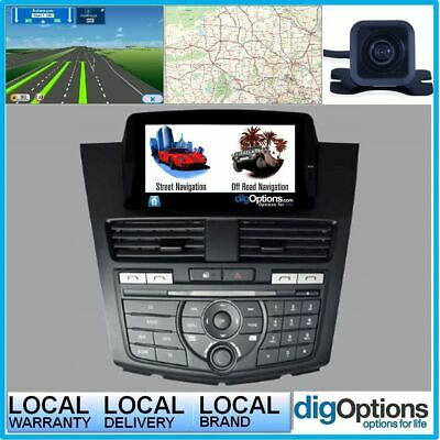 'GPS For Mazda BT-50 2012-16 Bluetooth Car DVD Navigation Radio HD Camera Stereo
