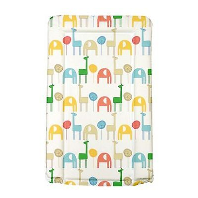 New 4Baby Wacky Gelly Nelly Multicoloured Padded Baby Changing Mat From Birth