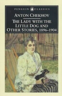 The Lady with the Little Dog and Other Stories, 1... by Chekhov, Anton Paperback