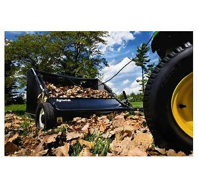 NEW Agri-Fab 45-0320 42-Inch Adjustable Tow-Style Lawn Sweeper