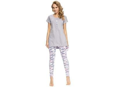 dn-nightwear Damen Stillpyjama