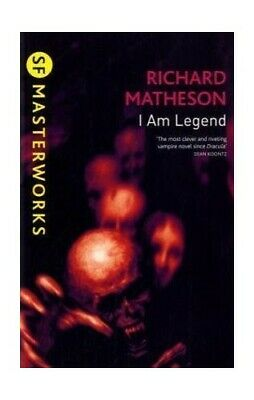I Am Legend by Richard Matheson Book The Cheap Fast Free Post