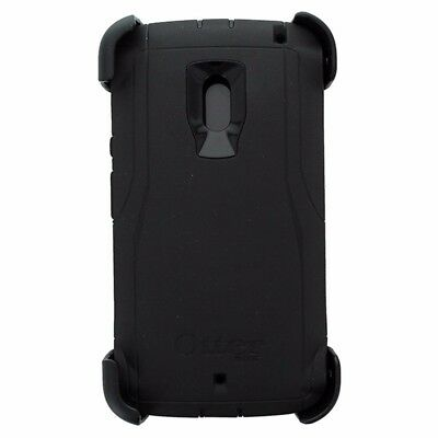OtterBox Defender Series Case for Motorola Droid Maxx 2 - Black *Cover OEM