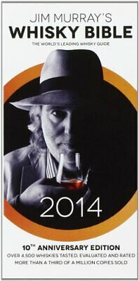 Jim Murray's Whisky Bible 2014, Jim Murray Book The Cheap Fast Free Post