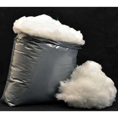Soft & Pure HollowFibre For Stuffing / Filling Stuff Toys Pillows Pet Bed etc
