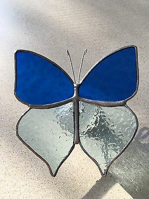 Handmade Stained glass butterfly....suncatchers...Mother's Day gift  #2