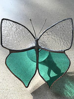 Handmade Stained glass butterfly....suncatchers...Mother's Day gift  #4