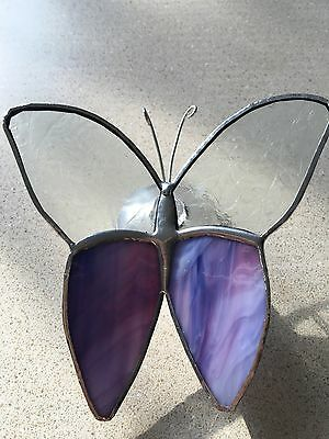 Handmade Stained glass butterfly....suncatchers...Mother's Day gift  #7