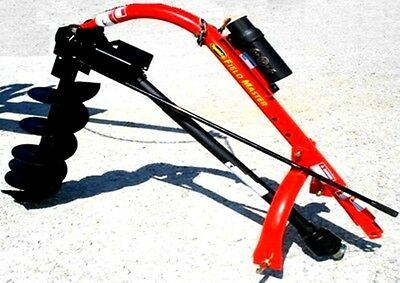 Speeco Post Hole Digger Tractor Attachment NO AUGER 3 Point Warranty New