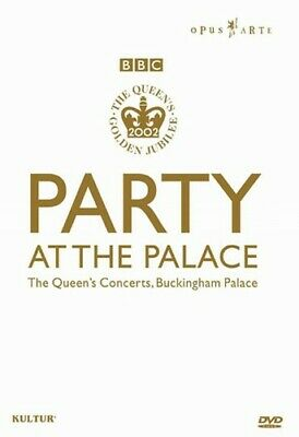 [Dvd Ntsc/0 New] Party At The Palace: The Queen's Golden Jubilee