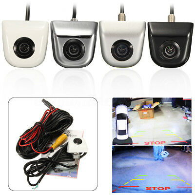 170° Anti Fog HD Waterproof Backup Night Vision Car Rear View Parking Camera Kit