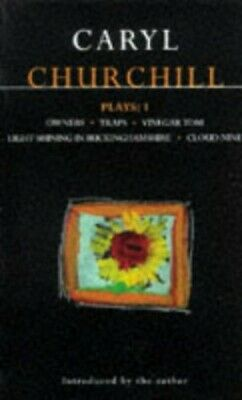 Caryl Churchill: Plays Vol. 1 - 'Owners', 'Traps... by Caryl Churchill Paperback