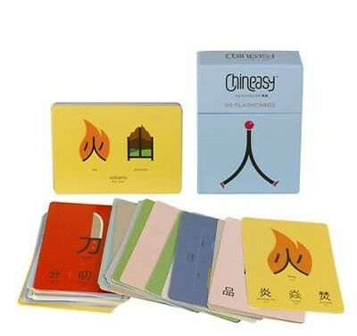 Chineasy by Noma Bar Flashcards Book