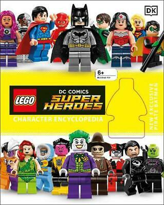 Lego Dc Super Heroes: Character Encyclopedia by Dk Hardcover Book (English)