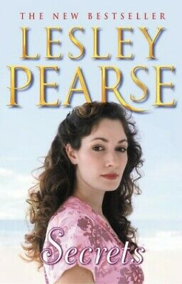 Secrets, Pearse, Lesley Book The Cheap Fast Free Post