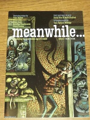 Meanwhile #2 Soaring Penguin Press Nm (9.4)