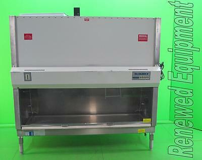 Baker SG-600 Sterilgard II Type A/B3 Biological Safety Cabinet Hood #1