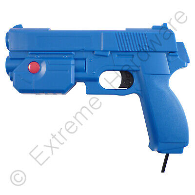 Ultimarc AimTrak Recoil Arcade Gun - MAME, House of the Dead, Virtua Cop (Blue)