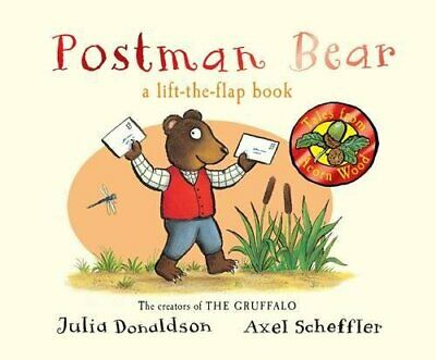 Postman Bear (Tales From Acorn Wood) by Donaldson, Julia Book The Cheap Fast