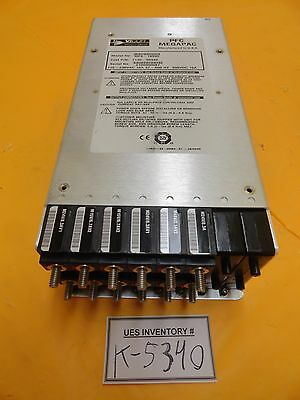 Vicor MP6-76595 Power Supply PFC Megapac AMAT 1140-00342 Used Working
