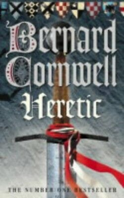 The Grail Quest (3) - Heretic, Cornwell, Bernard Paperback Book The Cheap Fast